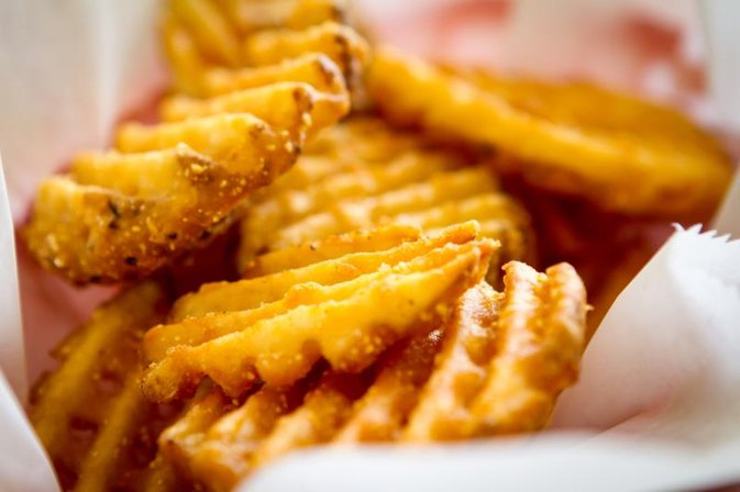 Waffle Fries Nutrition Information