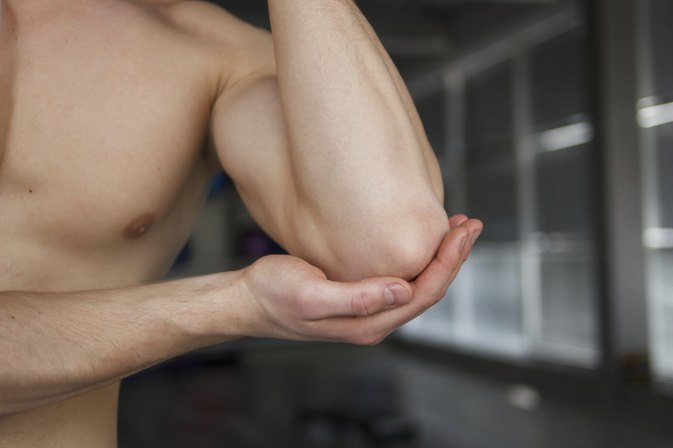 Elbow Pain From Working Out
