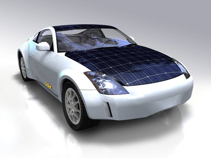The Advantages of Solar Powered Vehicles