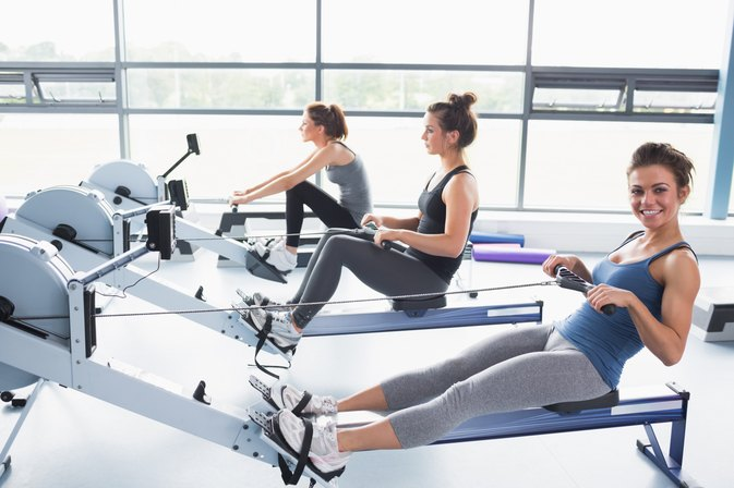 Do Rowing Machines Burn Fat?