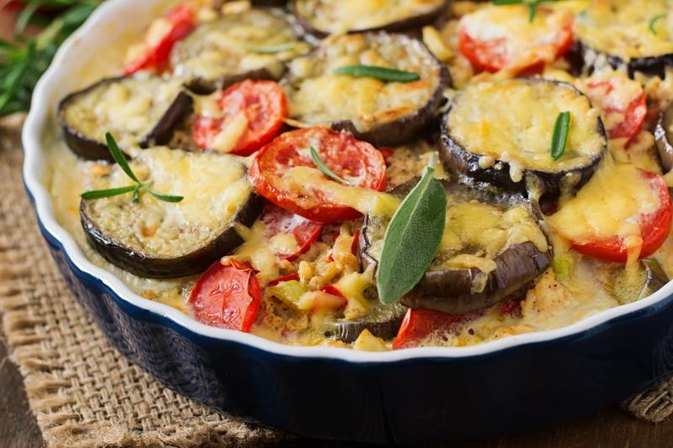 The Nutrition of Moussaka