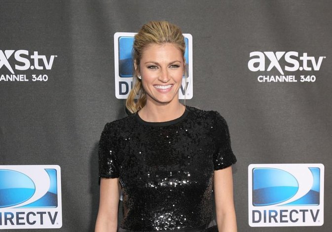Erin Andrews Reveals Scary Battle With Cervical Cancer