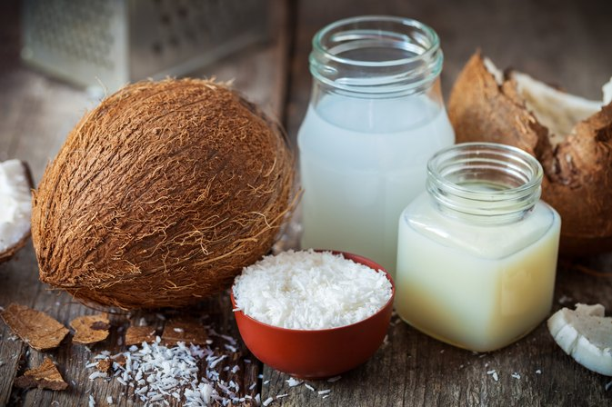 Coconut Oil and Fat Burning
