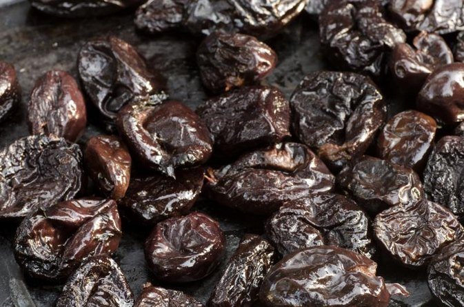 Nutrition Information on Prunes