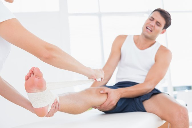 Flat Feet and Ankle Problems