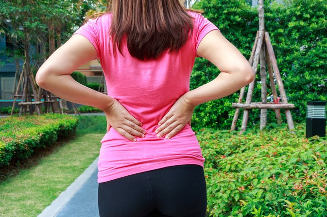 How to Loosen Up a Tight & Sore Lower Back