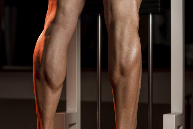What Muscles Do Heel Raises Work?