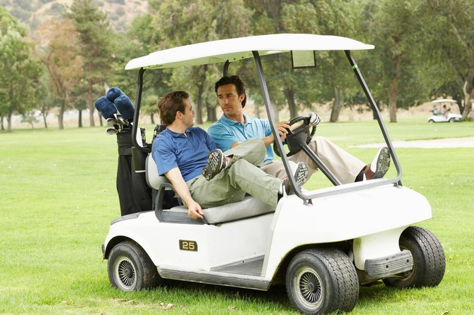 Faster Yamaha Golf Cart