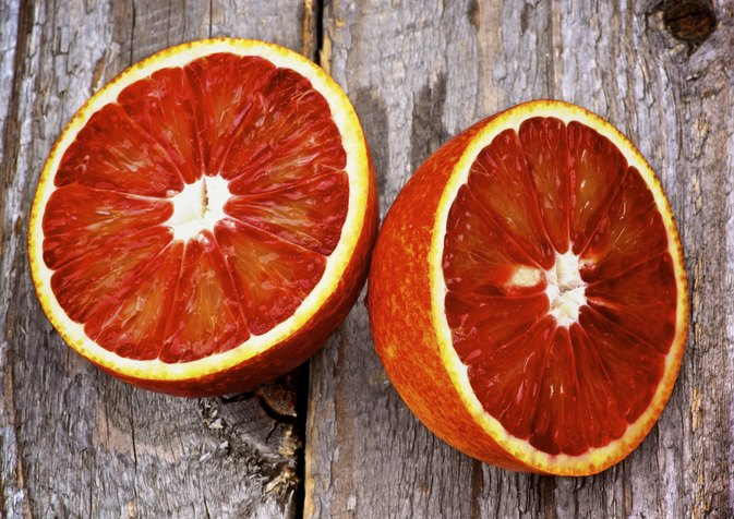 Blood Oranges and the Negative Interaction With Medications