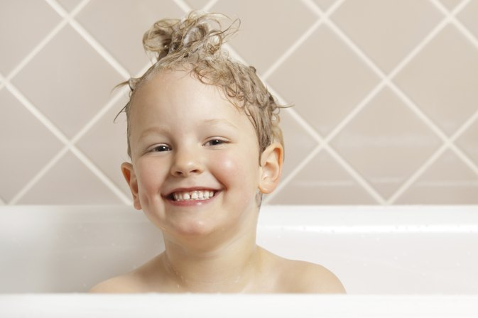 Home Remedy for Dandruff in Kids