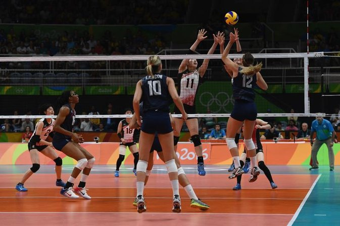 Olympic Volleyball Rules
