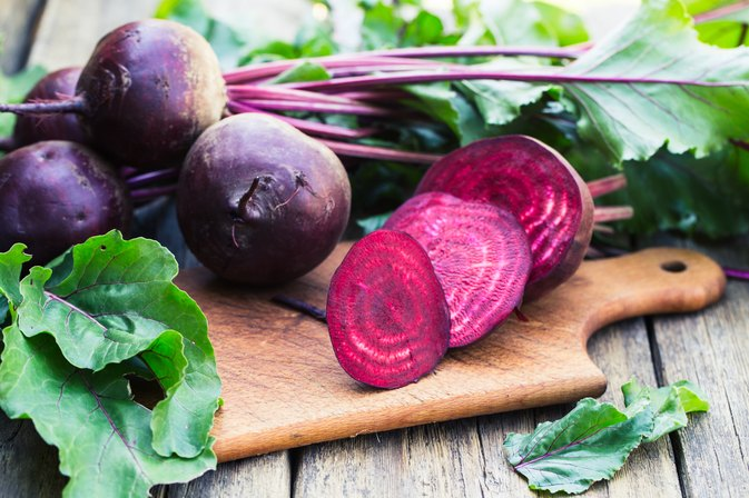 Three-Day Beets Diet