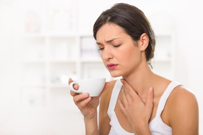 Home Remedies for a Dry Sore Throat in the Early Morning Hours