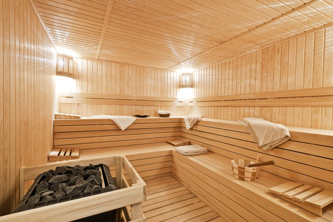 how to use a dry sauna livestrong com. Black Bedroom Furniture Sets. Home Design Ideas