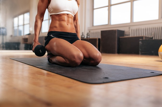 The Best Time to Work Out the Abs