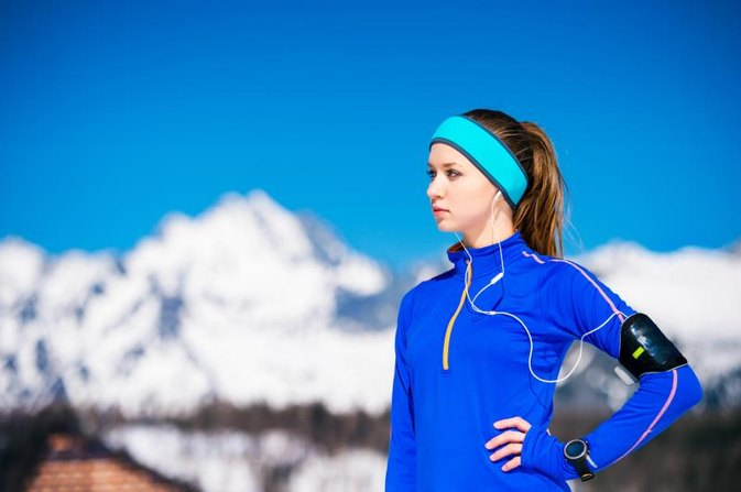 Can You Get Bronchitis From Running Outside in the Cold?