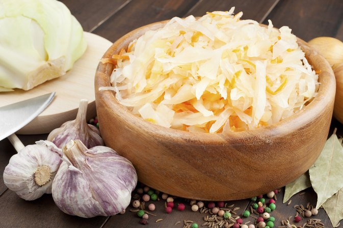How to Lose Weight With Sauerkraut