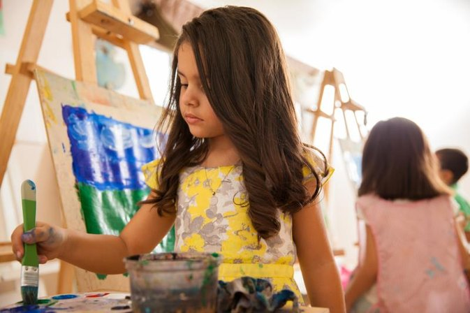 What Are the Benefits of Art Programs for Kids?