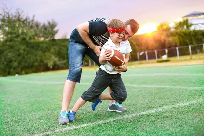 Basic Skills and Practice Drills for Youth Football