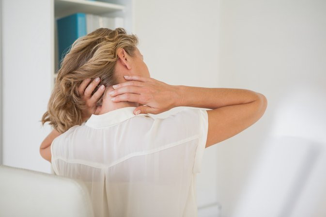 Treatment for a Pulled Neck Muscle