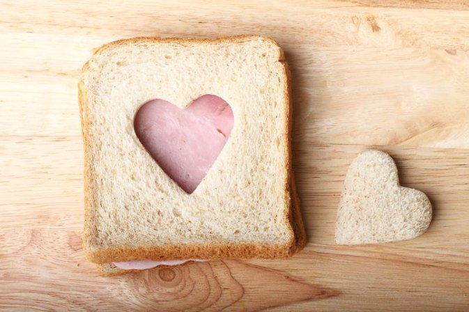 Healthy Children's Snacks for Valentine's Day