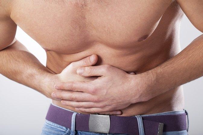 lower abdominal pain when standing, walking & exercising, Skeleton