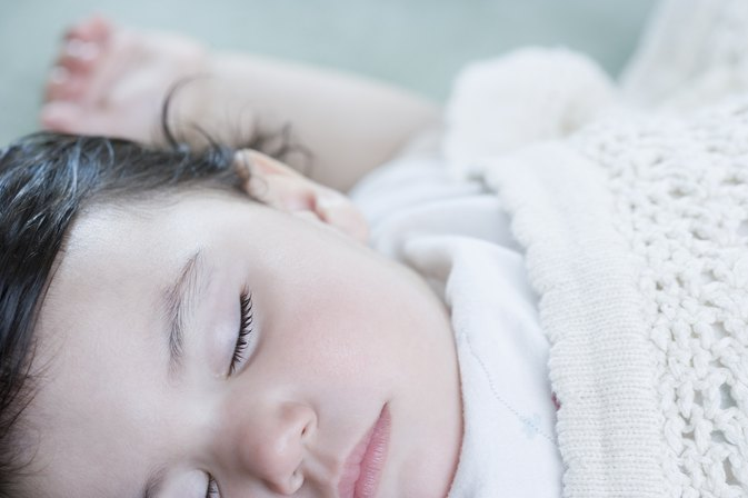 How Long Should a Baby Cry When He's Going to Sleep?