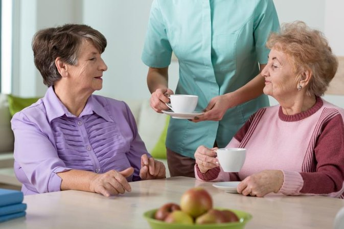 Dietary Requirements for Nursing Homes