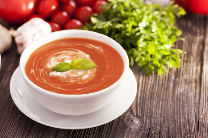 How to Lose Weight With Just Soup for Lunch