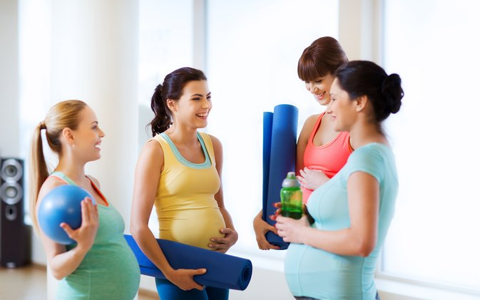 When to Start Prenatal Yoga?
