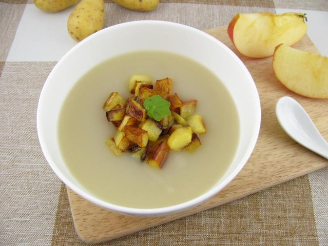 Can I Cook Potatoes With the Skin for Potato Soup?