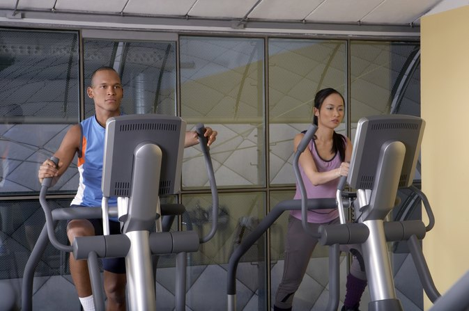 Knee Pain on the Elliptical Trainer