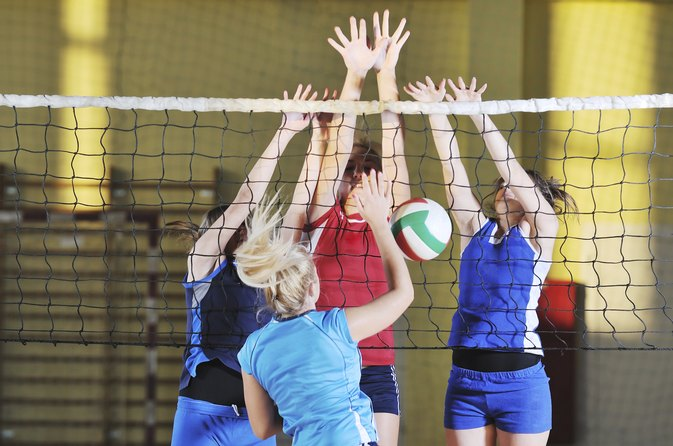 Volleyball Safety Rules