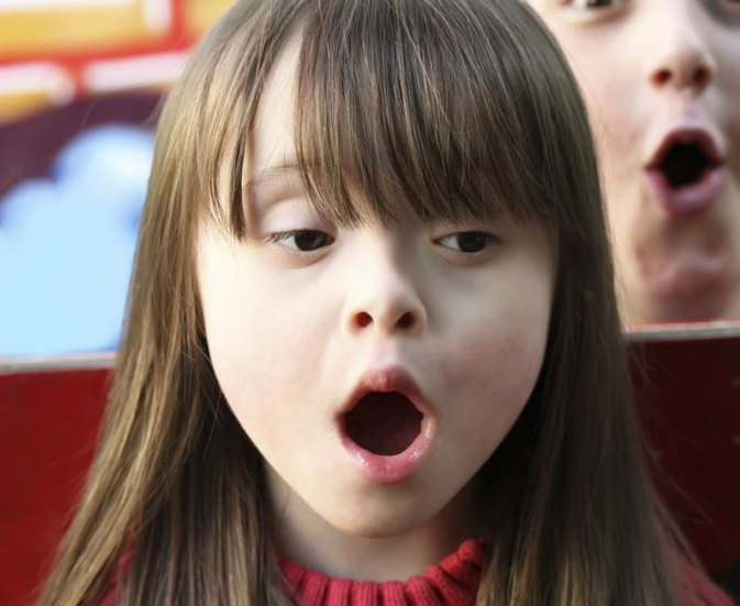 Activities Using Music With Down's Syndrome Children