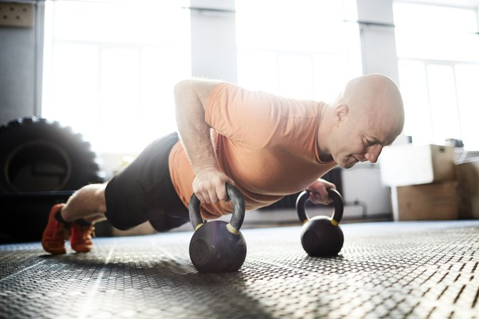 What Is Better: Push-Ups or Lifting Weights?