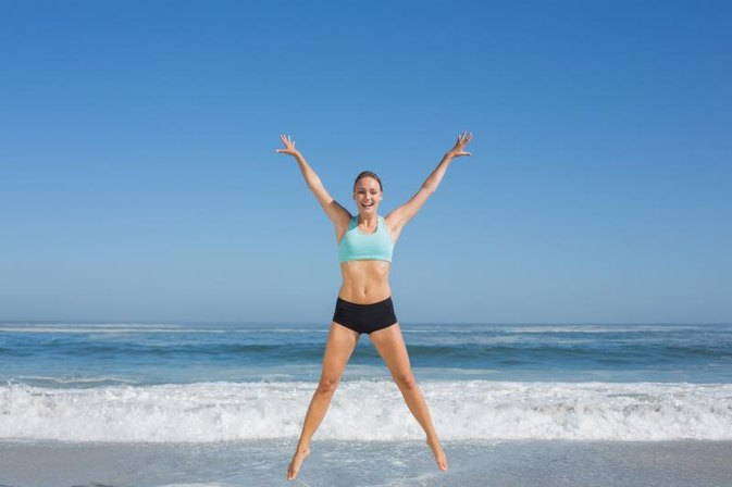 Exercises for a Flat Belly and Thin Legs and Arms