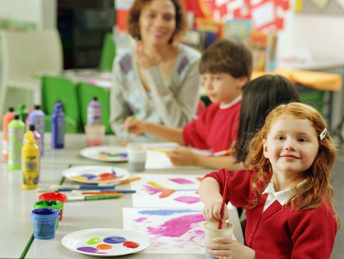 the advantages of child care centers essay Ashburn, va - child care center vs home-based family child care: pros & cons.