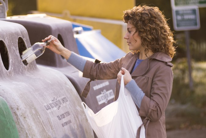 Disadvantages of Solid-Waste Recycling