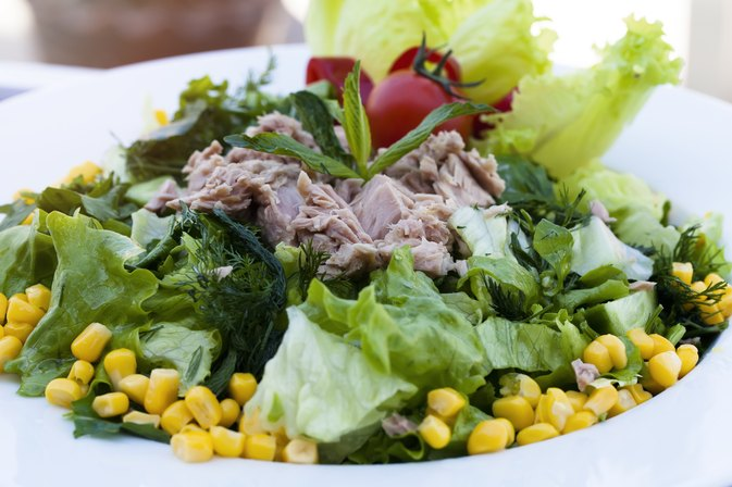 Can eating tuna every day be harmful livestrong com for Eating fish everyday