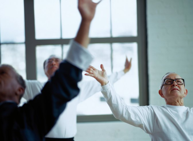 Free Tai Chi Exercises for Seniors