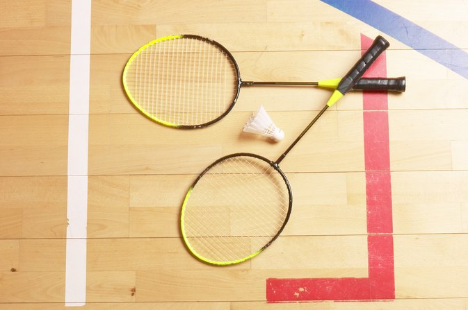 Strength Training for Badminton