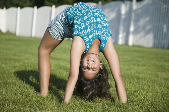 Flexibility Activities for Kids