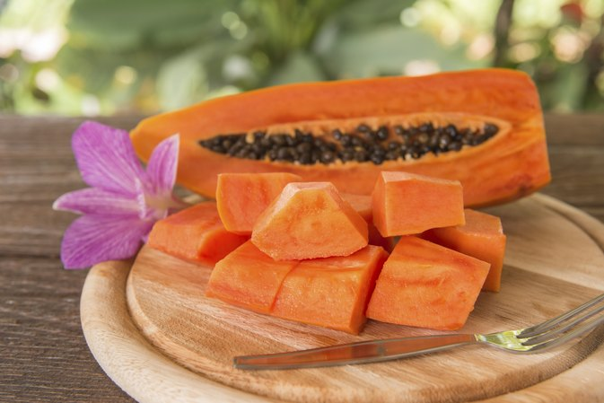 Food Allergy to Papaya