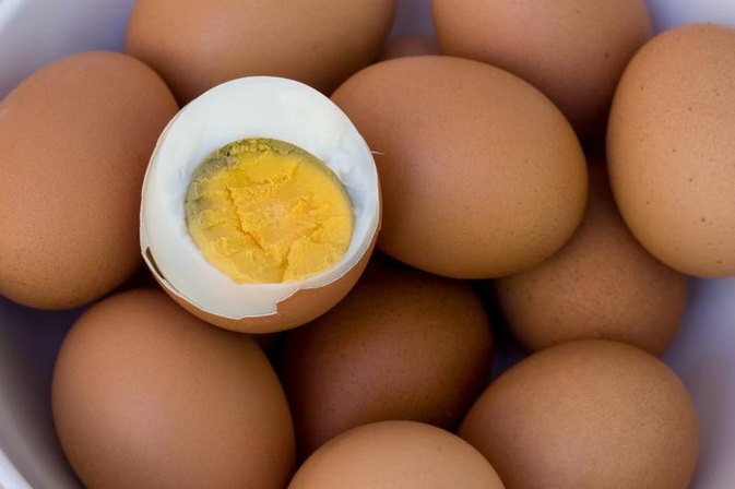 Can You Lose Weight by Eating Six Boiled Eggs a Day?