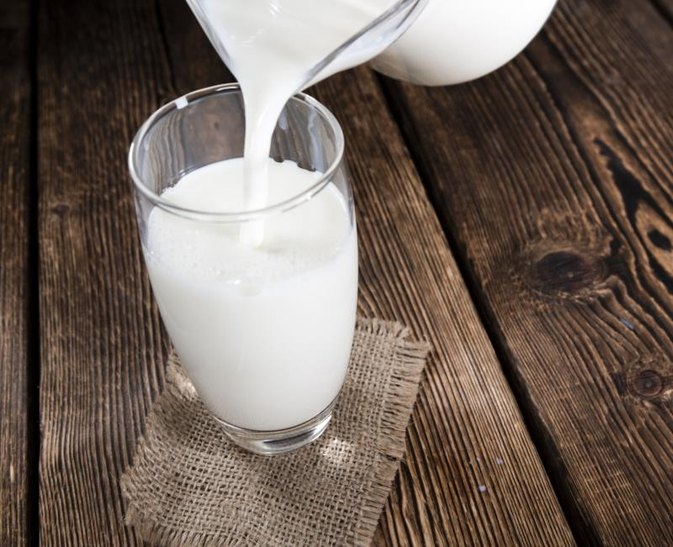 Calcium Carbonate in Foods & Milk Allergies