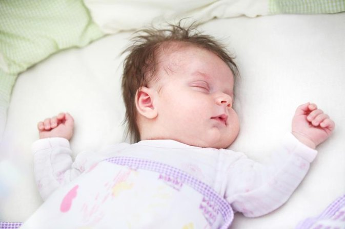 When Do Premature Babies Start Sleeping Throughout the Night?