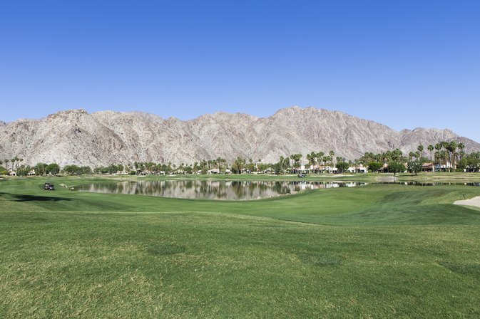 Top-Rated Golf Courses in Palm Springs