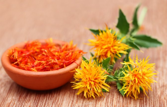 Safflower Oil & Weight Loss