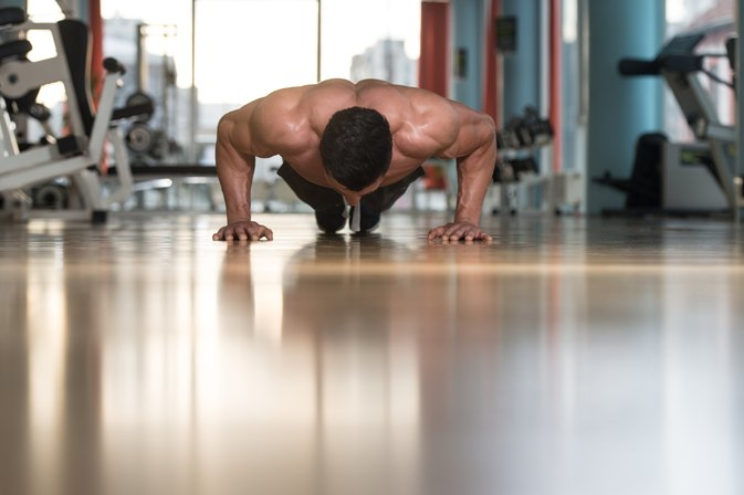 Do Push-Ups Increase Your Bench Press?