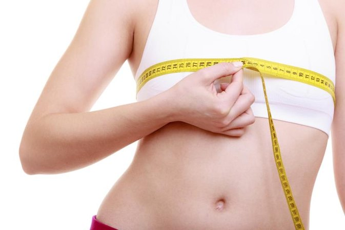 Can You Lose Weight Without Shrinking the Breasts?